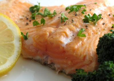 Rotisserie Affair Salmon