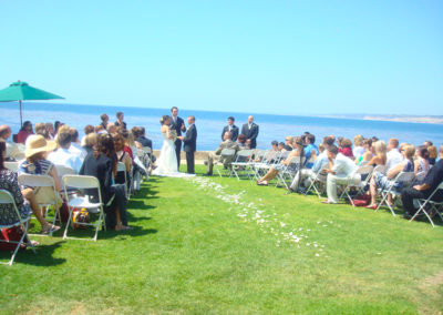 wedding in San Diego