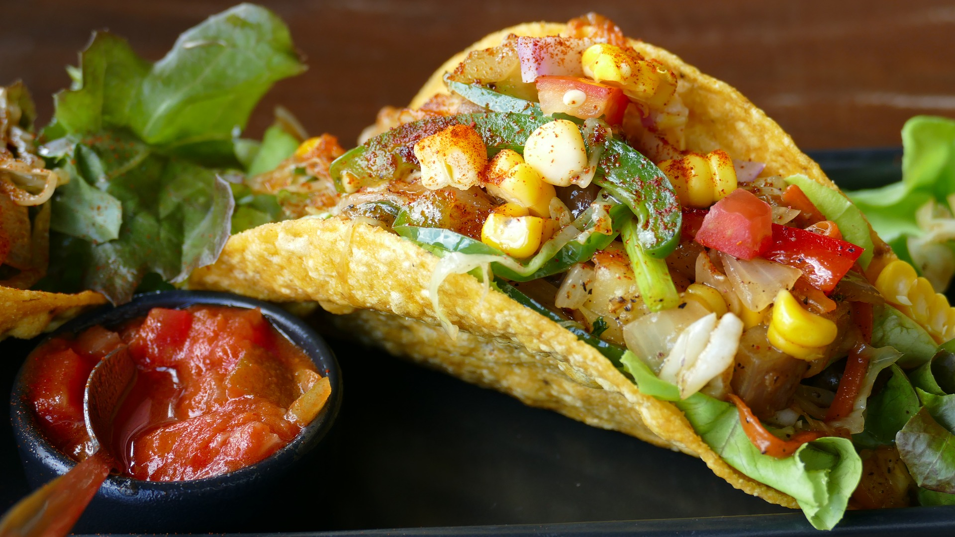 Vegan Mexican Food Slc