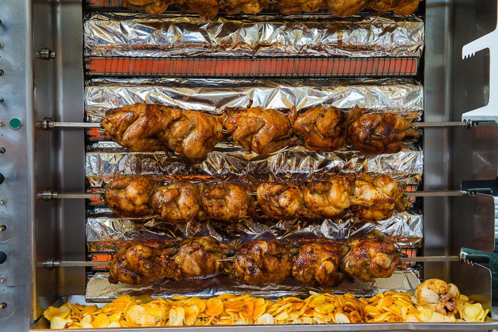 Rotisserie Chicken, The Lost Art