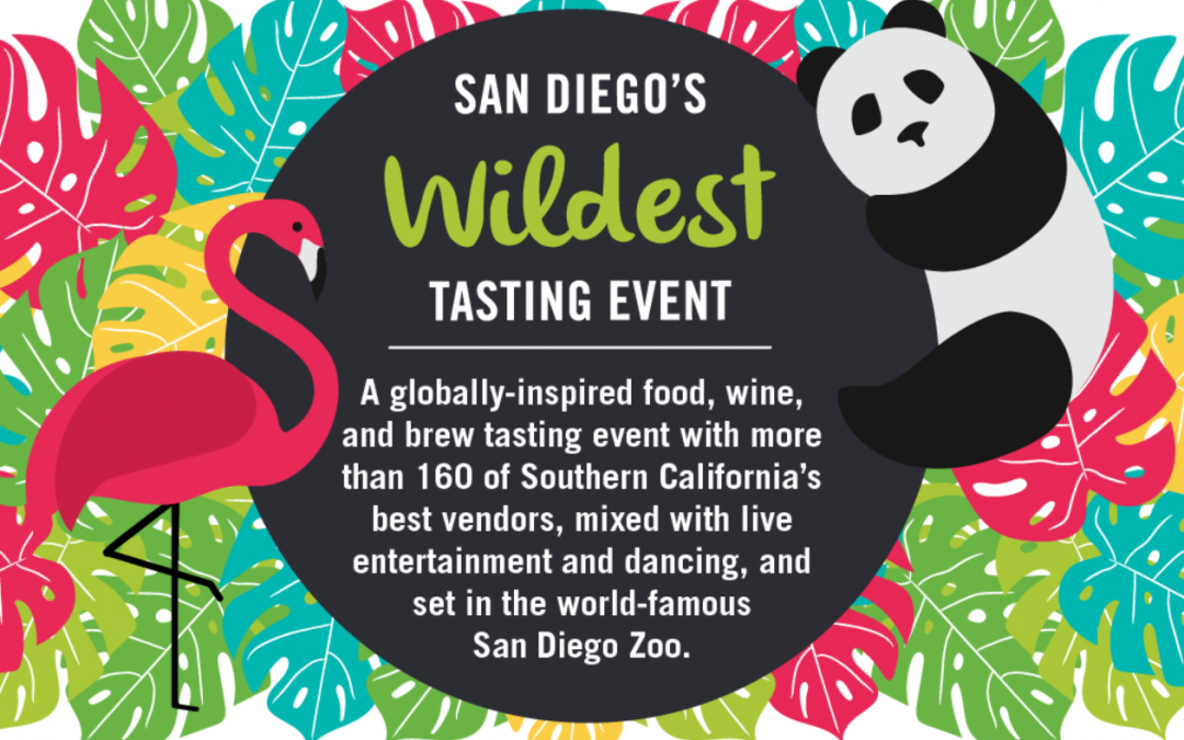 Food Wine and Brew at the San Diego Zoo