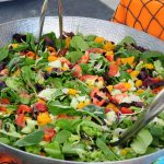 Mandarin Orange Tossed Salad
