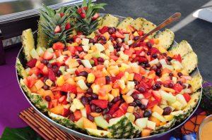 Polynesian Fresh Fruit Salad