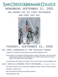 Miramar College 9/11