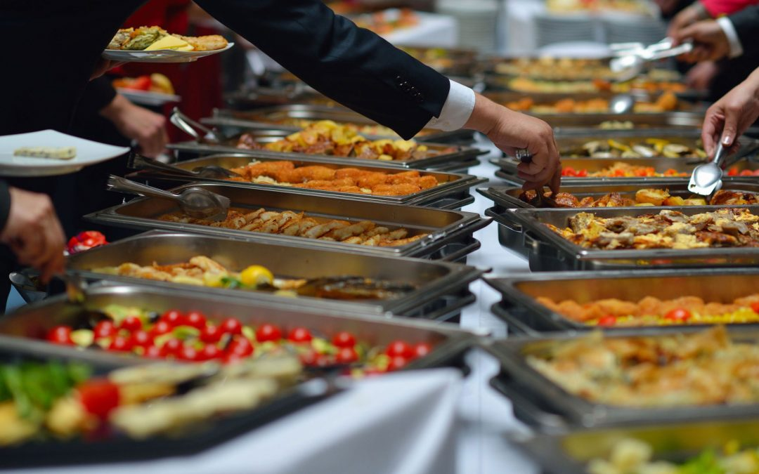 Catering portions