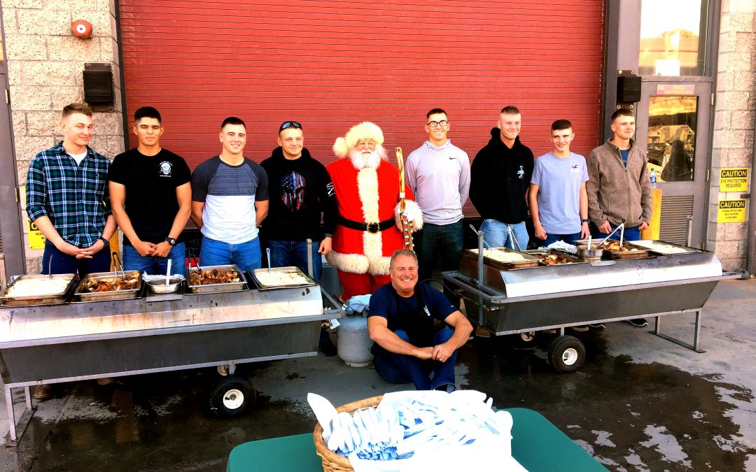 All American BBQ Benefiting Local Military Families
